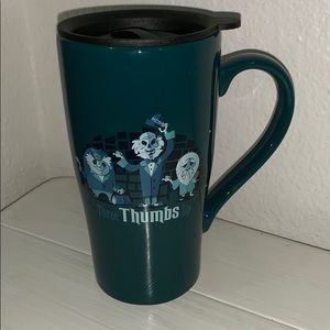 NWT Disney Haunted Mansion Travel Mug